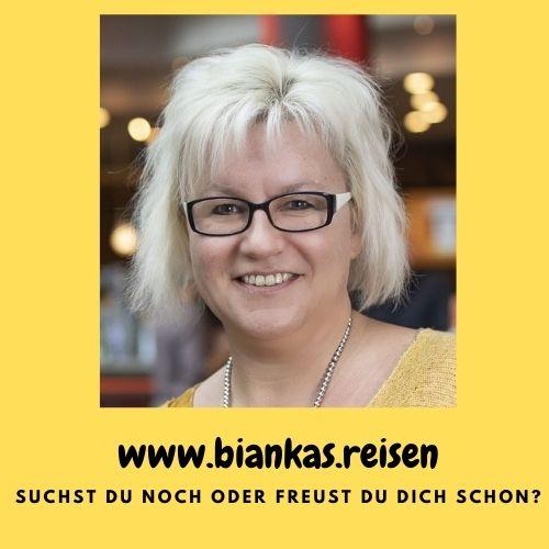 Kontakt Bianka Schwarzenberg biankas.reisen